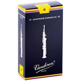 Vandoren Vandoren Soprano Sax Java Reeds, Box of 10 Strength 4