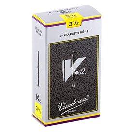 Vandoren Vandoren Eb Clarinet V.12 Reeds, Box of 10 Strength 3.5