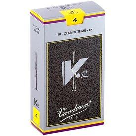 Vandoren Vandoren Eb Clarinet Traditional Reeds, Box of 10 Strength 4