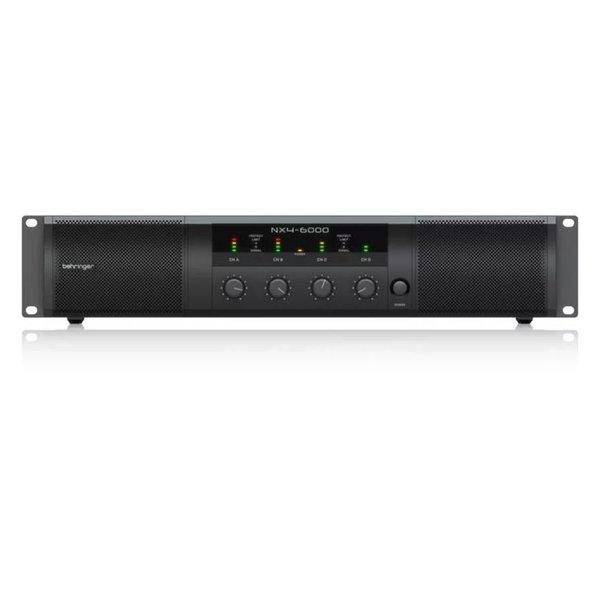 Behringer Behringer NX4-6000 Power Amplifier