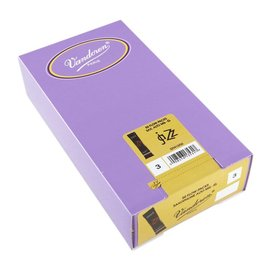 Vandoren Vandoren Alto Sax ZZ Reeds, Box of 50 Strength 3
