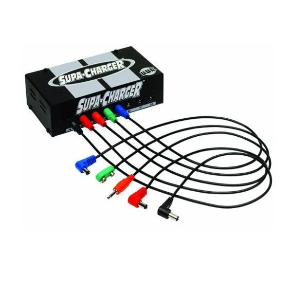 BBE Sound BBE Sound SUPACHARGER Pedal Power Supply