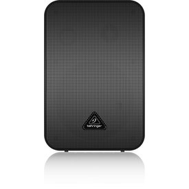 "Behringer Behringer 1CBK 100W 2-Way 5.5"" Monitor Speakers"