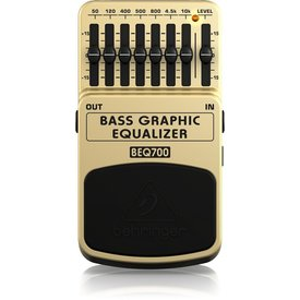 Behringer Behringer BEQ700 7-Band Graphic Equalizer
