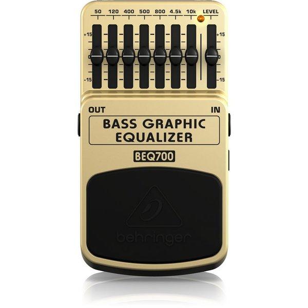 Behringer Behringer BEQ700 7-Band Graphic Equalizer
