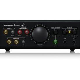 Behringer Behringer MONITOR2USB Speaker/HP Monitoring Controller