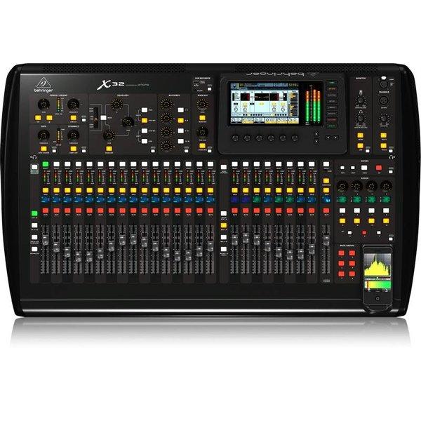 Behringer Behringer X32 32-Channel 16-Bus Mix Console