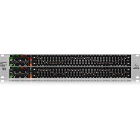 Behringer FBQ3102HD High-Definition 31-Band Stereo