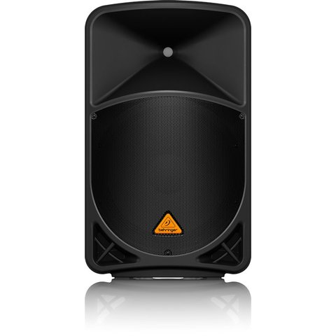 "Behringer B115MP3 1000W 2-Way 15"" PA Speaker Sys"
