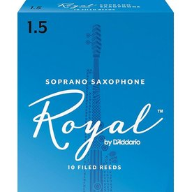 Rico Rico Royal Alto Sax Reeds, Box of 10 Strength 1.5