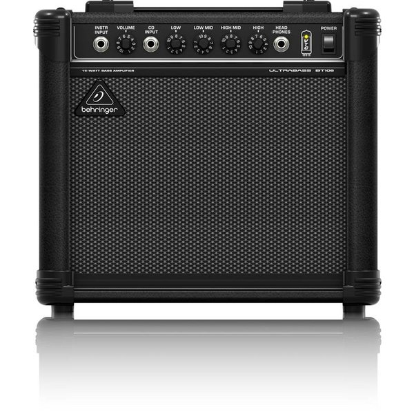 Behringer Behringer BT108 15W Bass Amp with VTC-Tech