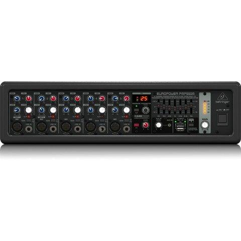 Behringer PMP550M 500W 5-Channel Mixer, M-FX
