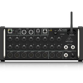 Behringer Behringer XR18 18-Channel 12-Bus Mixer, iPad