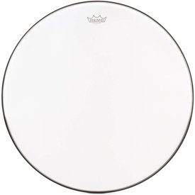 Remo Remo Silentstroke Bass Drum Practice Drumhead 24""