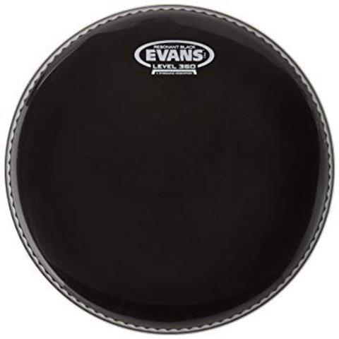 "Evans Resonant Black Drum Head 8"""