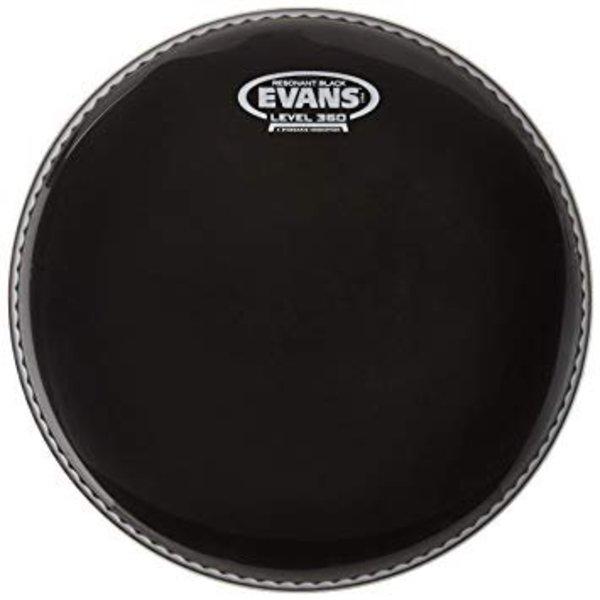 "Evans Evans Resonant Black Drum Head 8"""