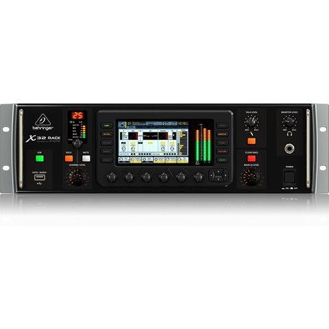 Behringer X32RACK 40-Input 25-Bus Rack Mixer