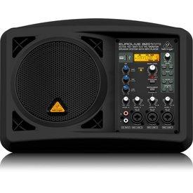 """Behringer Behringer B207MP3 150W 6.5"""" PA/Monitor Speaker Sys"""