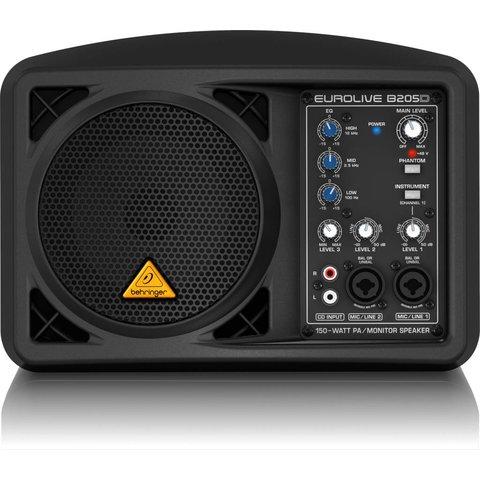 Behringer B205D 150W PA/Monitor Speaker System