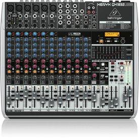 Behringer Behringer QX1832USB 18-Input 3/2-Bus Mixer, XENYX