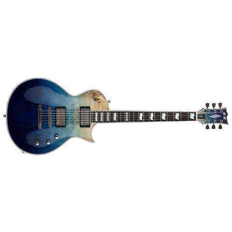 ESP E-II ECLIPSE/BM/Blue Natural Fade