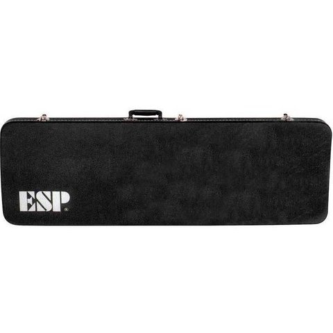 ESP LTD V-Series Left-Handed Electric Guitar Hard Case