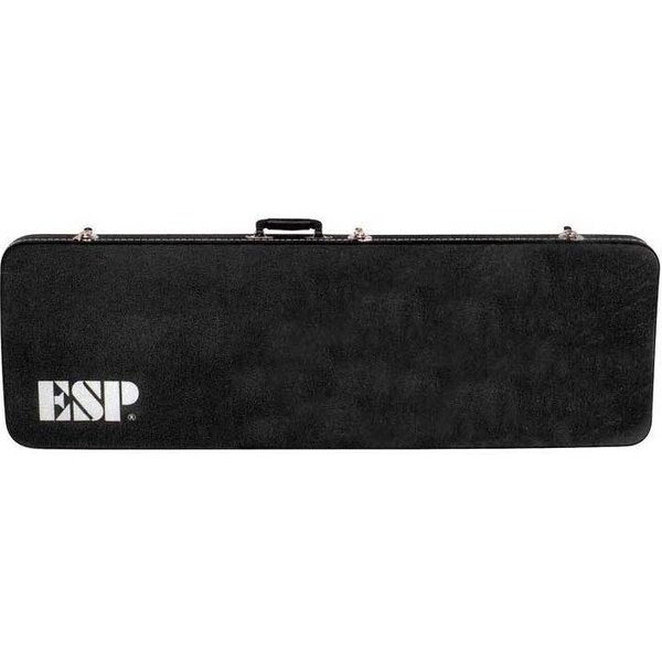 ESP ESP LTD V-Series Left-Handed Electric Guitar Hard Case