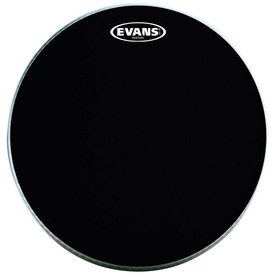 "Evans Evans MX2 Black Marching Bass Drum Head 18"""