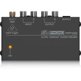 Behringer Behringer PP400 Phono Preamp