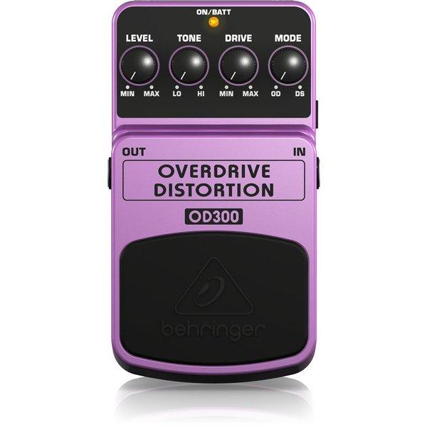 Behringer Behringer OD300 Overdrive/Distortion Pedal
