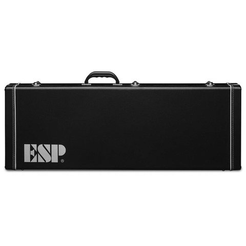ESP Sparrowhawk Form Fit Protective Carry Left-Handed Electric Guitar Case