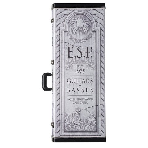 ESP Tombstone EC Form-Fit Electric Guitar Case