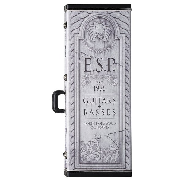 ESP ESP Tombstone EC Form-Fit Electric Guitar Case