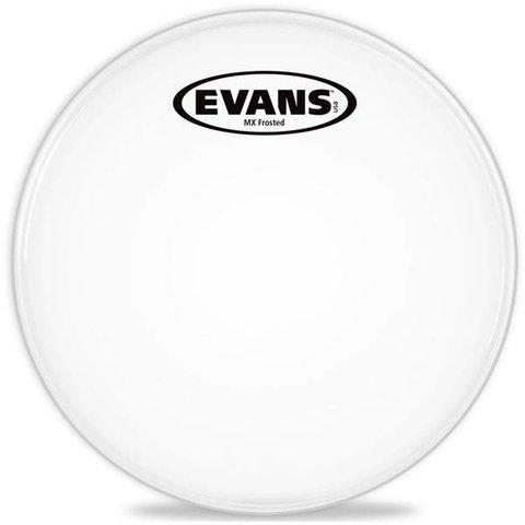 """Evans MX Frost Marching Tenor Drum Head 13"""""""