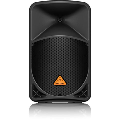 "Behringer B112MP3 1000W 2-Way 12"" PA Speaker Sys"