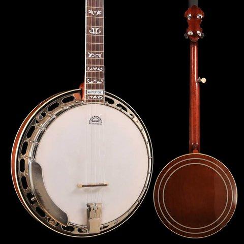 Gibson RB 75 Banjo, Yates Room in Tone Ring