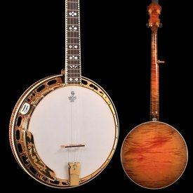 Gibson 1956 Gibson RB 100 Banjo, Rime w/ Yates V33 Tone Ring, Steve Gill Re-creation
