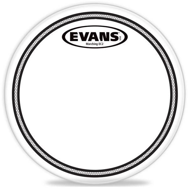 "Evans Evans Marching EC2S Tenor Drum Head 8"""