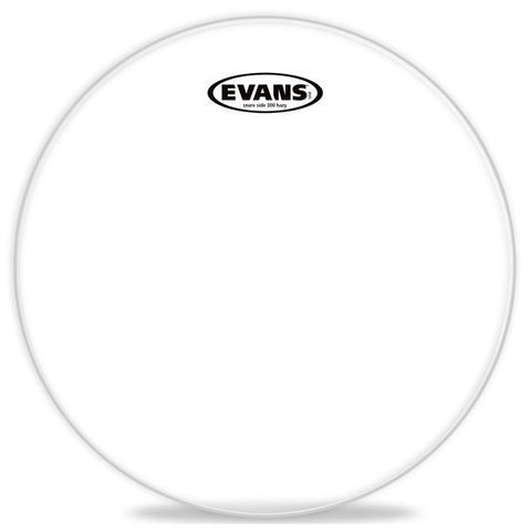 Evans Hazy 300 Snare Side Drum Head  12""
