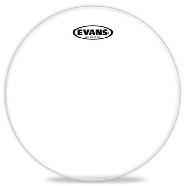 Evans Evans Hazy 300 Snare Side Drum Head  12""