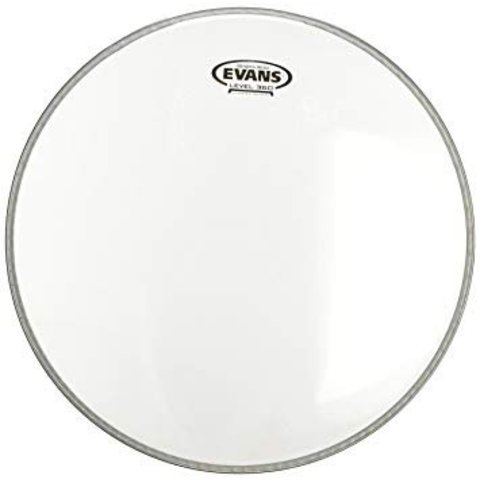 Evans Genera Resonant Drum Head 12""