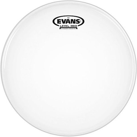 Evans G2 Clear Drum Head 8""