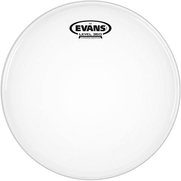 Evans Evans G2 Clear Drum Head 8""