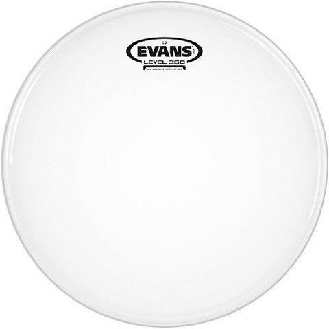 "Evans G2 Clear Drum Head 6"""