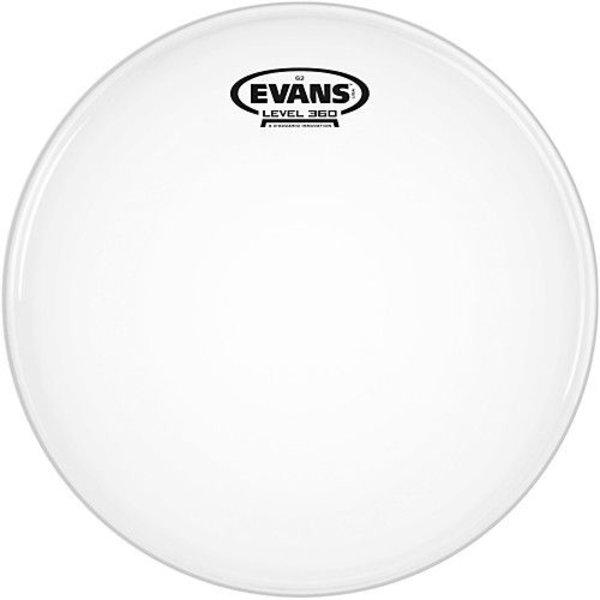 "Evans Evans G2 Clear Drum Head 13"""