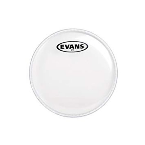 "Evans Evans G14 Clear Drum Head 6"""