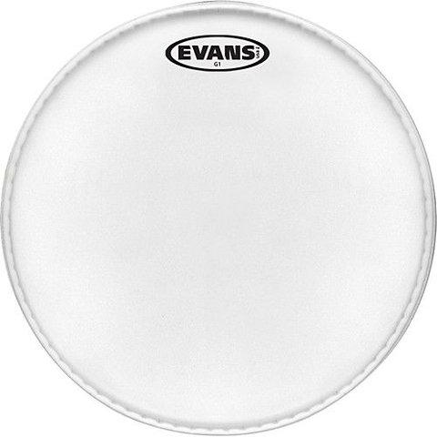 "Evans G1 Clear Drum Head 8"""