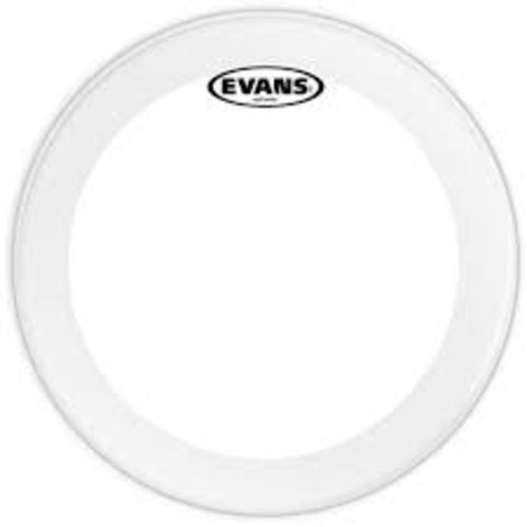 Evans EQ4 Frosted Bass Drum Head 24""