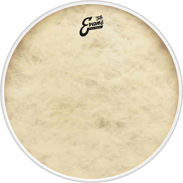 "Evans Evans EQ4 Calftone Bass Drum Head 16"""