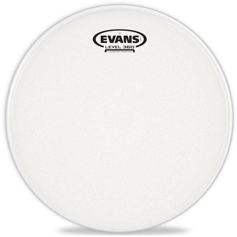 Evans J1 Etched Drum Head 10""